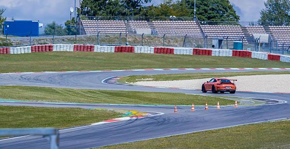 Porsche Trackday