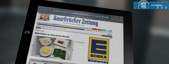 Aktionen der Saarbrücker Zeitung