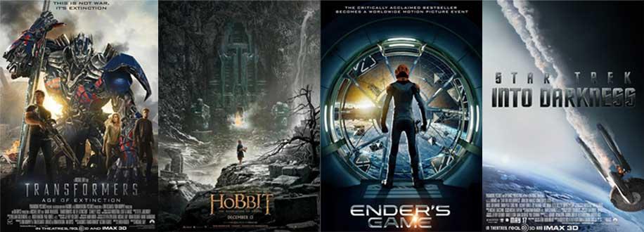 Kino Filme die auf einer Red Epic gedreht wurden