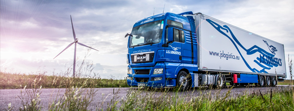 Imagefilm über Logistik im Saarland