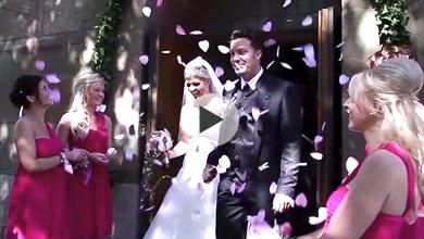 Hochzeitsvideo vom Hochzeitsfilmer aus dem Saarland