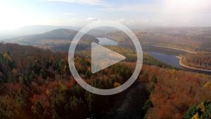 Nationalpark Hunsrück-Hochwald – Luftaufnahmen