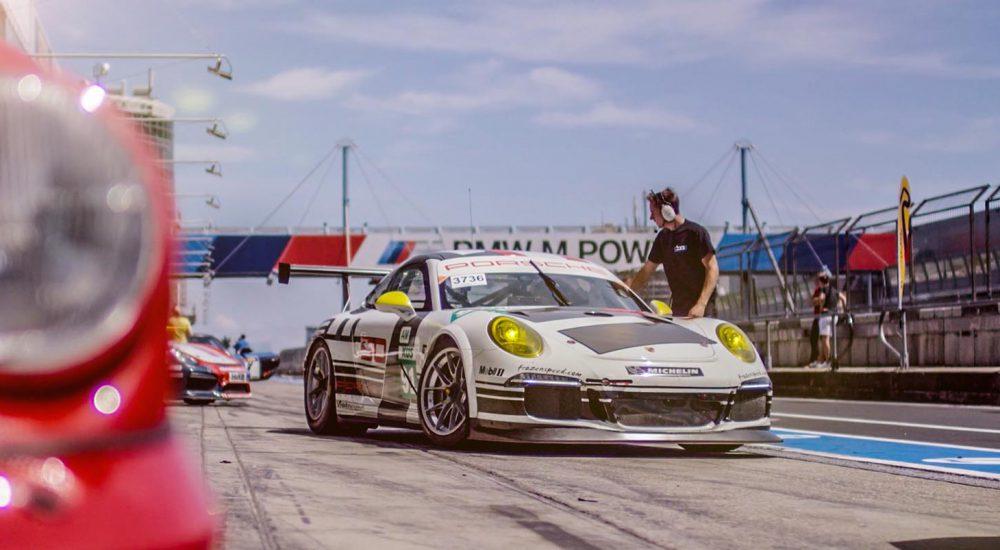 Porsche Werbefilm am Nürburgring