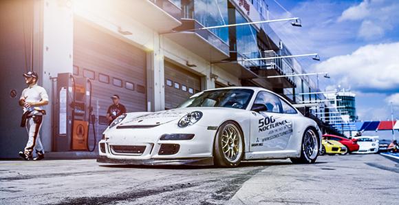 Porsche Werbefilm Nürburgring
